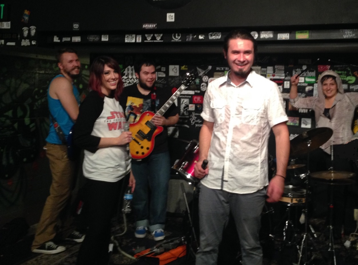 SSG at Why Sound in Logan, UT - Colin, Brady, Zack, Suzy